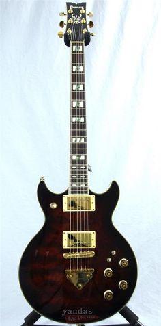 Ibanez AR325 Electric Guitar | Dark Brown Sunburst Finish