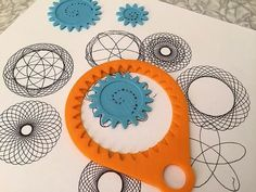 This is a fun toy for drawing geometric figures https://www.youtube.com/watch?v=j8jZ3I_e5eM