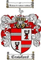 Crawford Family Crest / Crawford Coat of Arms