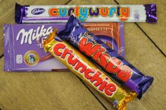 assorted international candy for movie night Favorite Candy, My Favorite Food, Favorite Recipes, My Favorite Things, British Candy, British Sweets, Aussie Food, Retro Recipes, English Food