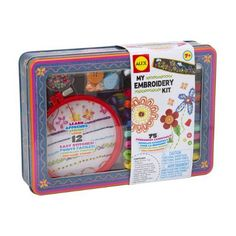 ALEX Toys Craft My Embroidery Kit Review