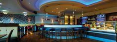 Die umgesetzte Lichtplanung im CoCo - Coffee & Cocktails in Simbach am Inn.