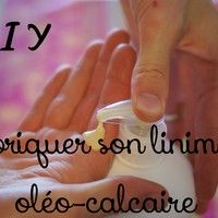 Si vous avez un bébé (ou presque), vous devez sûrement connaitre le liniment oléo-calcaire ... Vous savez, cette crème hyper grasse pour hydrater les p'tites fesses et éviter les érythèmes...