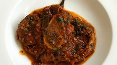 Veal osso buco with anchovy gremolata recipe : SBS Food
