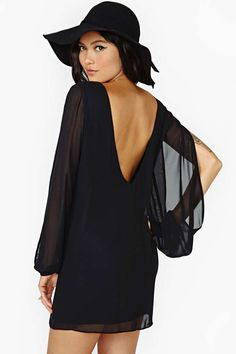 "The ""Dance Closer Dress"" by Nasty Gal. The name says it all"