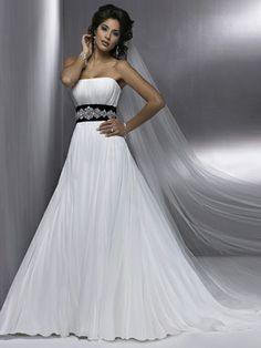 Cheryl-Vestido de Noiva em tecido de seda - dresseshop.pt