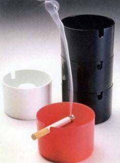 Copenhague ashtray, André Ricard