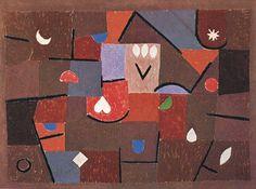 Paul Klee, Kleinode, 1937, © VG Bild-Kunst, Bonn 2010
