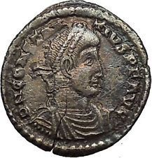 CONSTANTIUS II 351AD Thessalonica Ancient Roman Silver Siliqua Coin i53451 https://trustedmedievalcoins.wordpress.com/2016/01/24/constantius-ii-351ad-thessalonica-ancient-roman-silver-siliqua-coin-i53451/