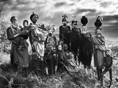 Easter Sunday, Kibbish, Ethiopia 20 by David Yarrow