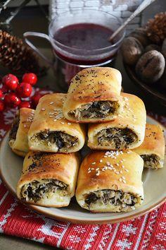 Christmas Eve Meal, Christmas Dishes, Christmas Cooking, B Food, Good Food, Yummy Food, Good Bakery, Xmas Food, Everyday Food