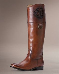 Gorgeous boot #frye #bootsequestrian