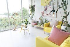 JOELIX.com   Livingroom restyling with Bemz