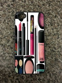 Make-Up iPhone Case!!