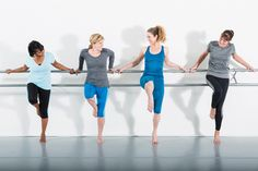 WTF Are Barre Workouts and Are They Actually Worth Doing? We're digging into the science behind the trendy ballet-based workout to find out exactly how (and if) barre can actually transform your body. Pilates Workout, Ballet Barre Workout, Barre Workout Video, Cardio Barre, Gymnastics Workout, Barre Fitness, Body Fitness, The Weigh We Were, Lower Belly Workout