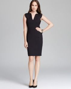 FRENCH CONNECTION Dress - Lolo Stretch Classic Bloomingdale's