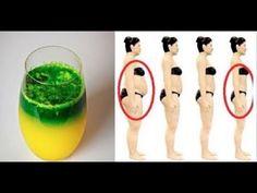 Tome isto em jejum por 4 dias para eliminar a gordura da barriga e desinchar o corpo! - YouTube