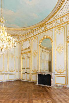 This looks like the Trumeau style of wall beautification. Please like www.faceboo … - Home And Garden Architecture Baroque, Beautiful Architecture, Beautiful Buildings, Beautiful Places, Trumeau, Princess Aesthetic, French Interior, Belle Photo, Villa