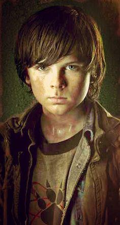 The Walking Dead - Carl