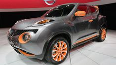 Nissan has released basic pricing information on its upcoming Murano, as well as detailed pricing on the refreshed Juke crossover at the 2014 LA Auto Show. Nissan Gtr R34, Nissan Juke, Juke Car, Ford, Nissan Murano, Automobile Industry, Car Show, Motor Car, Concept Cars