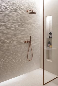 Sheer by FAP. PHOTO 23. From $6 in New York +delivery 3d Tiles Bathroom, Beige Bathroom, Small Bathroom Interior, Modern Bathroom, White Marble Bathrooms, Bathroom Design Inspiration, Decoration, New York, Delivery