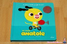 Le blog Maman Clementine: Chut les enfants lisent #6 : En route Anatole