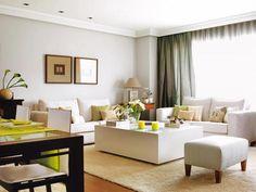 Ayuda distribucion salon comedor cuadrado de 20 m2 | Salons, Bed ...