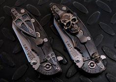 http://www.instagram.com/knifeedc  #hindererknives #hindererherd #hinderer #steelflame #steelflamejewelry #steelflamejunkies #steelflame #darkness #skull #fillertab #bullet #crusader #knifeedc #steelframe #xm18 #xm24 #hindererxm18 #knives #usnstagram #everydaydump #everydaycarry #edc