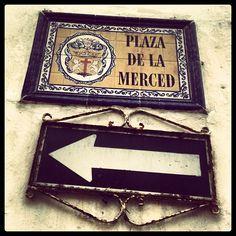 Plaza de La Merced #Cartagena de Indias