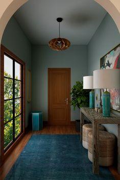 Feng Shui Entryway, Feng Shui Doors, Feng Shui Front Door, Casa Feng Shui, Feng Shui Your Bedroom, Feng Shui Mirrors, How To Feng Shui Your Home, Living Room Feng Shui, Fung Shui Home