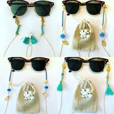 pinterest | instagram : annakemy ♡ Crochet Accessories, Handmade Accessories, Jewelry Accessories, Handmade Jewelry, Eyeglass Holder, Boho, Jewelry Making, Glasses, Chains