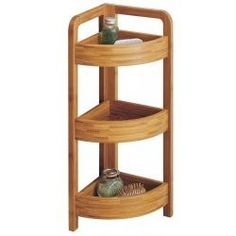 Shower Caddy Corner Shelf | ... And Organize Shower Products With The Lohas  Free. Free Standing ShelvesLoft BathroomSpa ...