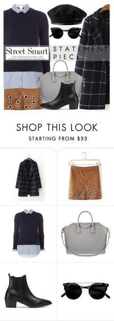 """Street Smart"" by ivansyd ❤ liked on Polyvore featuring Dorothy Perkins and Givenchy"