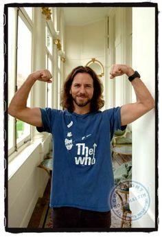 Eddie Vedder!!