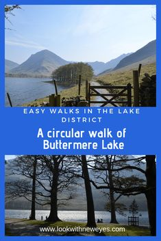 Looking for an easy, family friendly walk in the Lake District? Try this 5 mile walk around the beautiful Buttermere lake! Visit Lake District, Lake District Holidays, Lake District Walks, Peak District, Beautiful Places To Visit, Places To See, Cornwall England, Yorkshire England, Yorkshire Dales