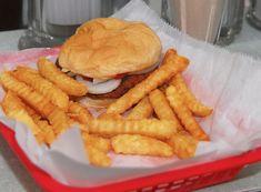 Corinth Mississippi .. birthplace to the slugburger! Yumm Yumm!