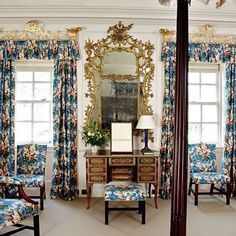 Prince Charles Unveils Dumfries House : Architectural Digest