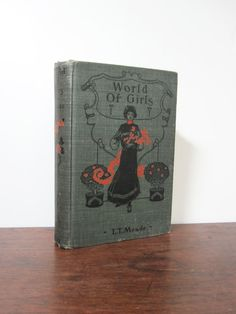 "Neat vintage book. Vintage Hardcover Book on Story of a School -- ""A World of Girls"""