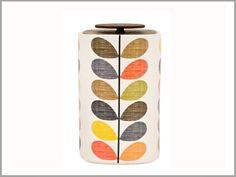 Buy Orla Kiely Multi Stem Bread Bin from our Kitchen Storage range at John Lewis & Partners. Orla Kiely, Food Storage Containers, Jar Storage, Kitchen Storage, Storage Ideas, Bread Bin, Bread Boxes, Kitchen Timers, Jar Lids