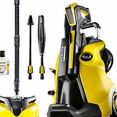 Kärcher Karcher K5 Premium Full Control Home Pressure Washer - Yellow/Black - (Barcode EAN = 4054278130880). http://www.comparestoreprices.co.uk/december-2016-week-1/kärcher-karcher-k5-premium-full-control-home-pressure-washer--yellow-black.asp