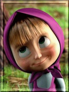Masha And The Bear, Mishka, Best Phone, Cute Dolls, Happy Kids, Walt Disney, Disney Characters, Fictional Characters, Funny Pictures