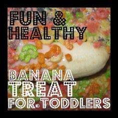 How to Make this Sweet (& Healthy) Banana Treat for Toddlers