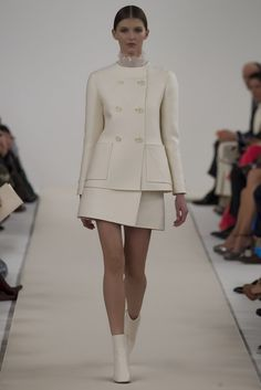 Valentino / Nueva York alta costura, primavera-verano 2015.