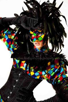 HARLEQUIN ❖ Masquerade
