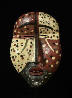 Woyo Ndunga Mask, DR Congo Ritual Dance, Art Tribal, Art Premier, First Humans, African Masks, Republic Of The Congo, Ancient Art, Art Market, Sculpture Art