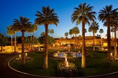 Wigwam Resort - Litchfield Park Arizona. This place is a class act