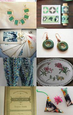 Triple-Fave-A-Thon August 11th Treasuremeplz! by Emily Crafty on Etsy--Pinned with TreasuryPin.com