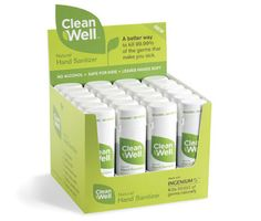 Clean Well on Packaging of the World - Creative Package Design Gallery