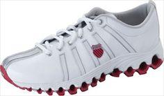 K-Swiss Speedster Tubes Women's Athletic Sneaker $74.25 #scrubs #scrubcouture #nurses