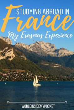 Studying abroad in France wasn't exactly the romantic dream that I expected, but it certainly DID have its perks. Backpacking Europe, Europe Travel Tips, European Travel, Travel Advice, Travel Guides, Travel Destinations, Travel Hacks, Usa Travel, Travel Articles